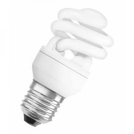Лампа комп.люмен. 12W/840 E14 (740lm) Osram