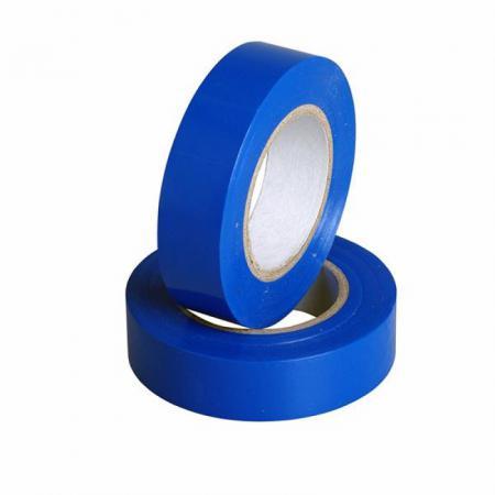 Изолента ПВХ 20м синяя