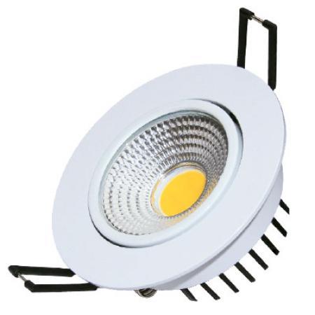 Светильник LED Consta B 7W 6400K (560Лм) d68mm Alu