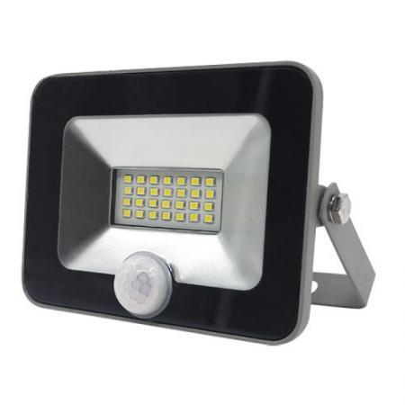 Прожектор светодиодный с датч Light-PAD 10W 4200K