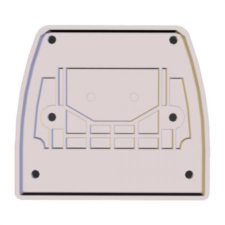 Крышка боковая ТПК-001