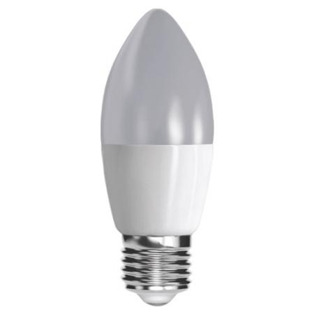 Лампа LED С37 7,5W E27 6400K свеча FOTON