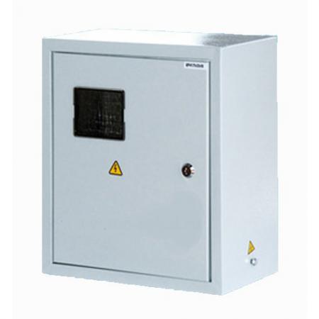 Ящик ЩРН-М 360х225х140 IP54 с окном